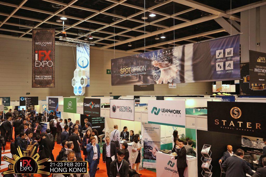 Bilderlings Pay примет участие в конференции iFX EXPO в Гонконге