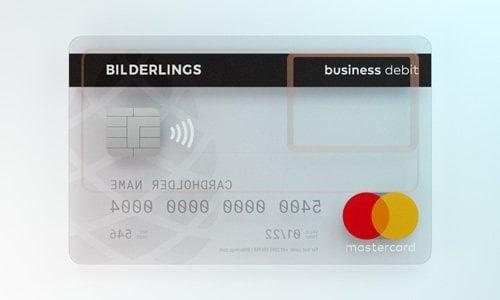 Встречайте наш новый продукт — Mastercard Bilderlings Business