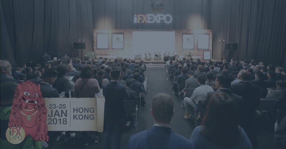 Компания Bilderlings Pay приняла участие в выставке iFX EXPO Asia 2018