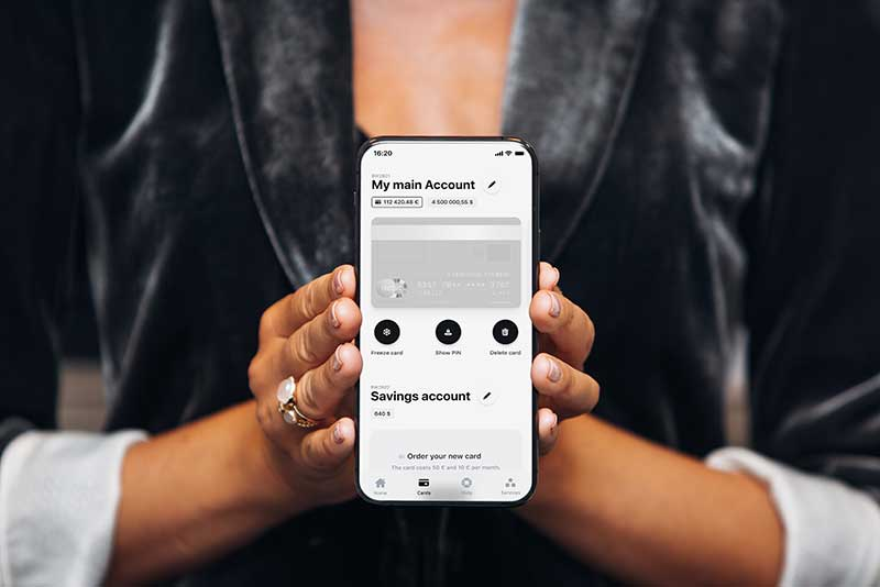 Расчётный счёт у вас в кармане: мы запустили мобильное приложение